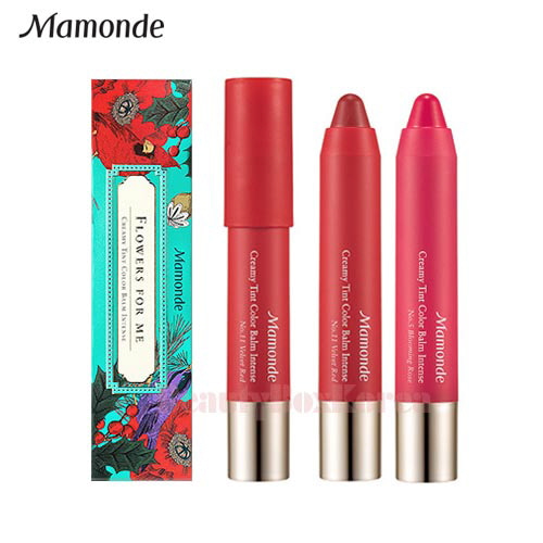 MAMONDE Creamy Tint Color Balm Intense 2.5g [Holiday Edition]